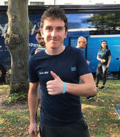 Tour de France Winner, Geraint Thomas